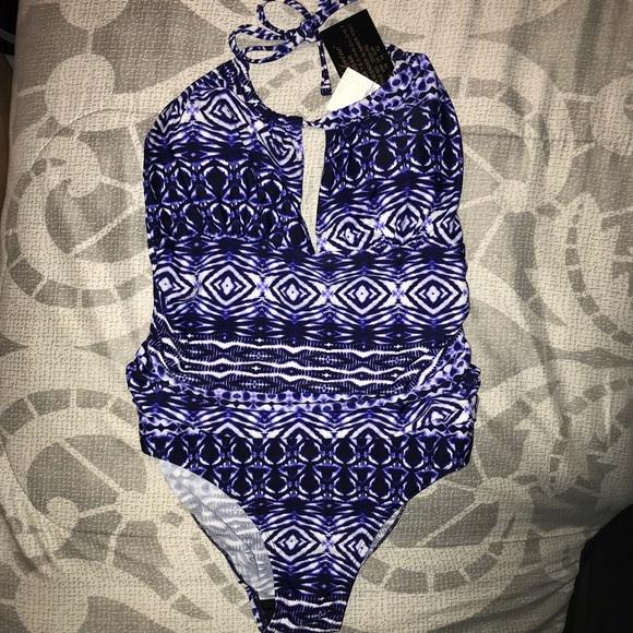 Alisha Levine Other - Alisha Levine One Piece Bathing Suit